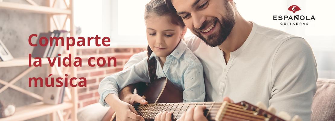 Comparte la vida con música